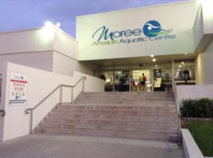 moree aquatic centre