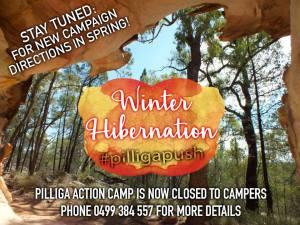 camp closes